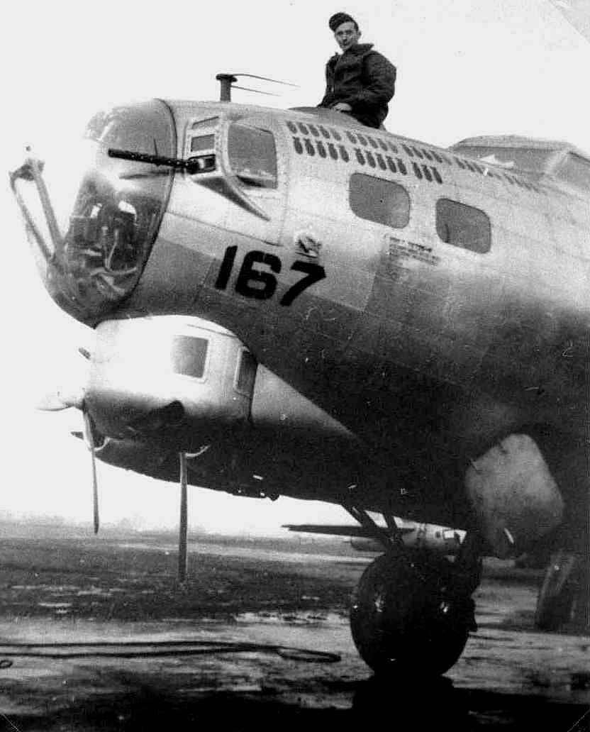 Aircraft of the 457th Bomb Group